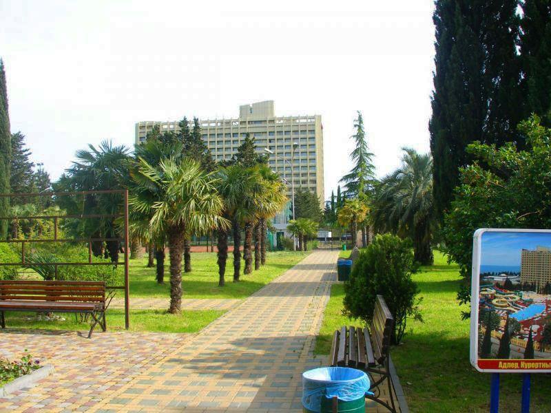 Адлер Курортный городок — описание, цены, отзывы