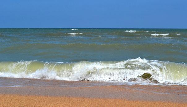 Климат Азовского побережья