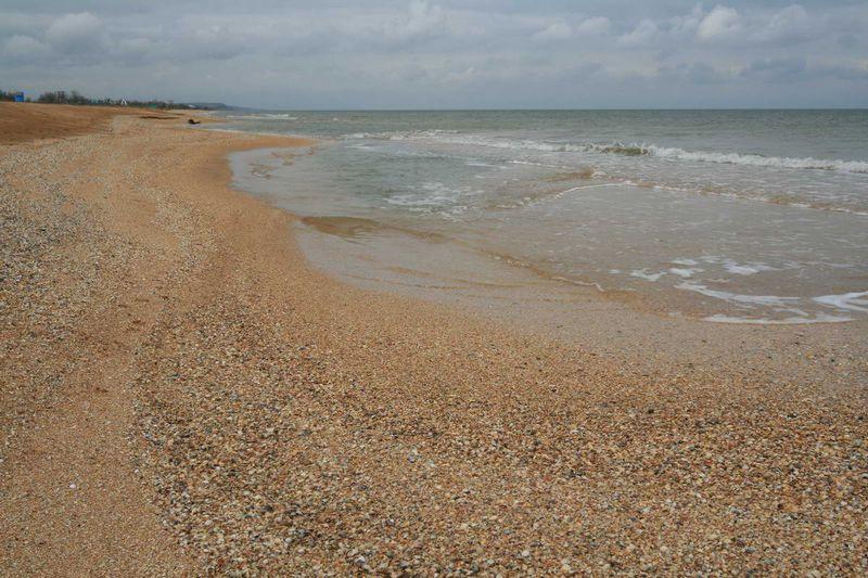 Пляжи Пересыпи