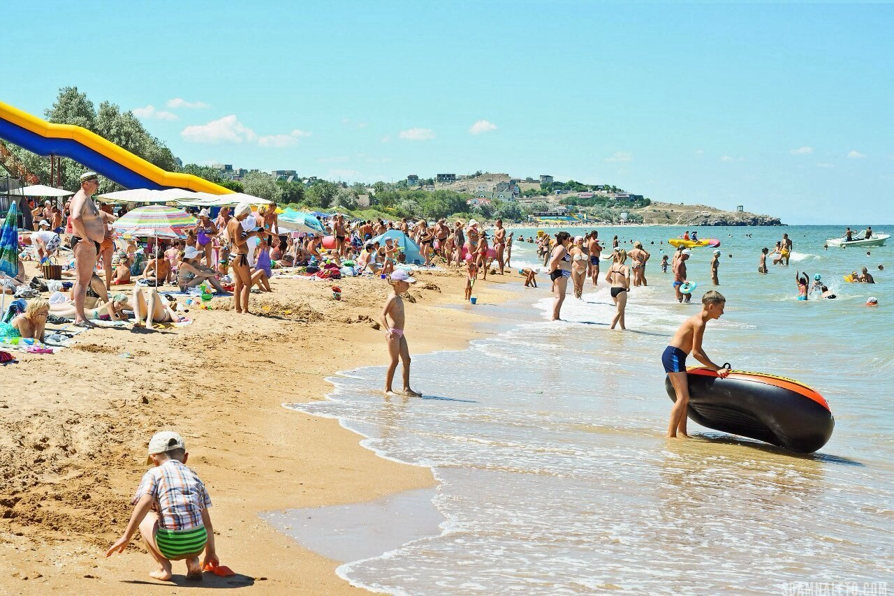 Отдых на Азовском море летом 2021: где лучше?