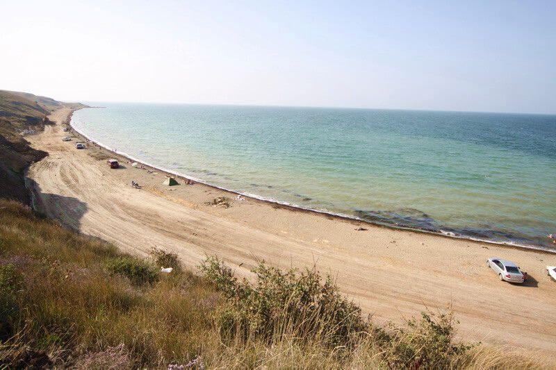 Фотографии пляжей в станице Тамань на лето 2021 года - инфраструктура, месторасположение.