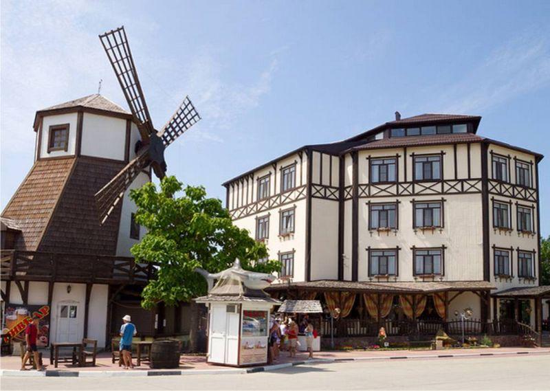 Музей вина и хлеба в Архипо-Осиповке описание фото отзывы режим работы телефон адрес.