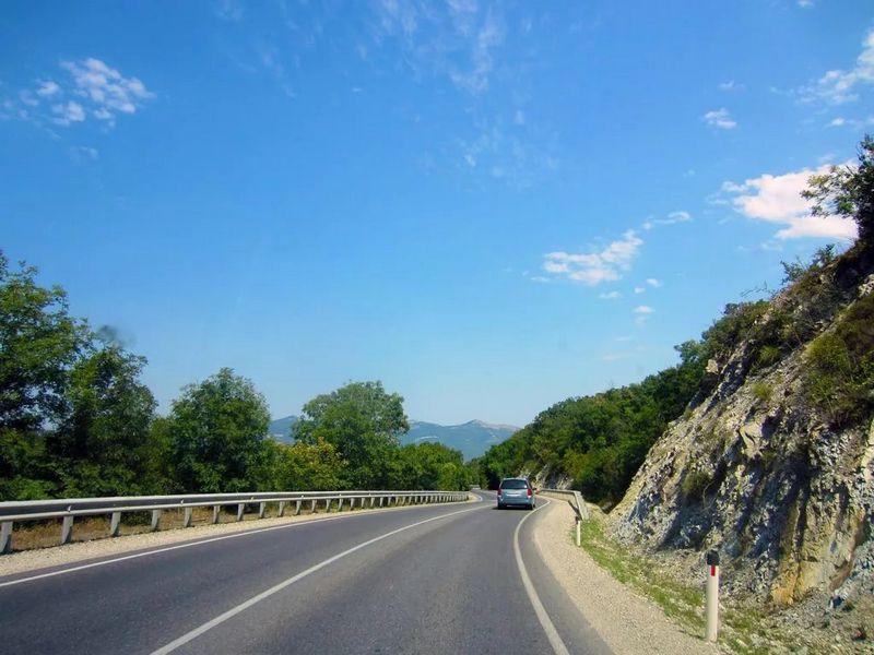 Как добраться в Абрау-Дюрсо - Новороссийского района