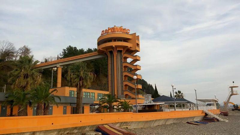 История курорта Дагомыс