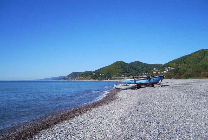 Пляжи в Головинке