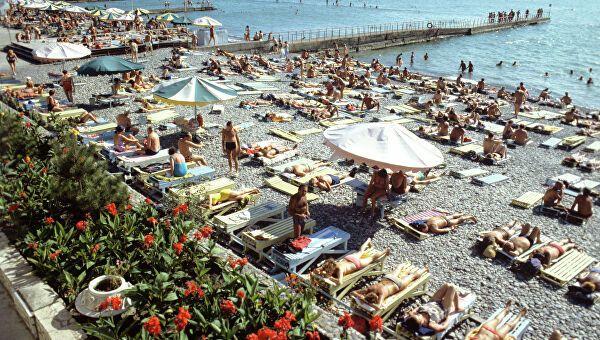 Пляжи Большого Сочи
