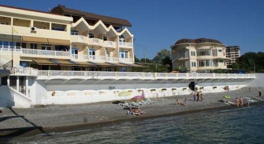 """Описание пляжа """"Сон у моря"""" в городе Сочи - фотографии, отзывы, как проехать, режим работы"""