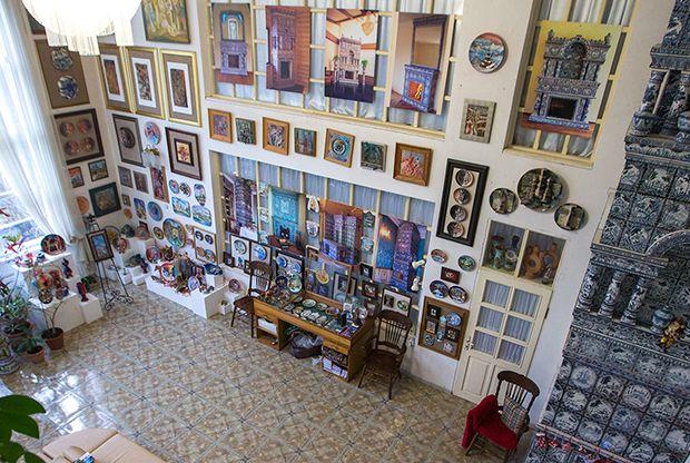 Дом-музей Юрия Новикова в Сочи описание фото отзывы режим работы адрес цена как проехать.
