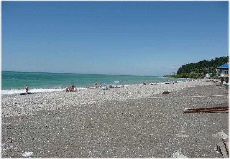 Интересная информация о центральном пляже поселка Волконка на курортный сезон 2021