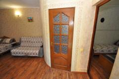 09 Гостевой дом Сибирячка п. Джемете, ул. Песчаная д. 28 (6-ми местный 2-х комнатный «Стандарт»)