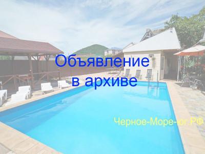 Гостевой дом «Виктория» в Новомихайловском, пер. Белый, д.1