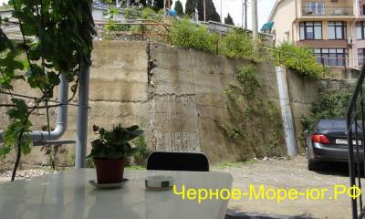 Крым частный сектор в Мисхоре по ул. Южная, 58
