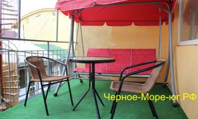 Гостевой дом «Сокол». Новый Свет, ул. Голицына, 14