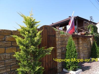 Крым гостевой дом «Алиса» в Саки по ул. Широкая, 6