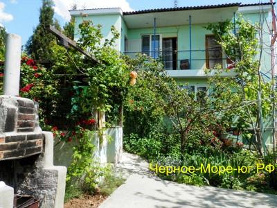 Крым гостевой дом «Отдых на море» в Севастополе, ул. Малиновая, 24