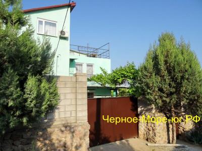 Частный сектор «Песок и Море». Севастополь, ул. Прибрежная, 57
