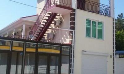 Гостевой дом «У Андрея» в Джемете, Джеметинский проезд, 2
