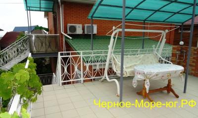 Гостевой дом «Инжир-2» в Форосе по ул. Терлецкого, 4е