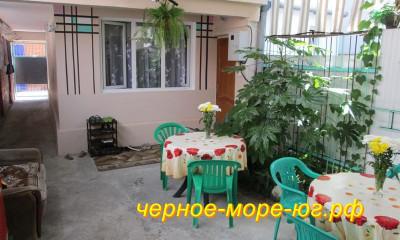 Частный сектор по ул. Богдана Хмельницкого, 36 в Адлере