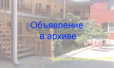 Гостевой дом «Ласточкино гнездо» в Джубге, пер. Солнечный 6 Б