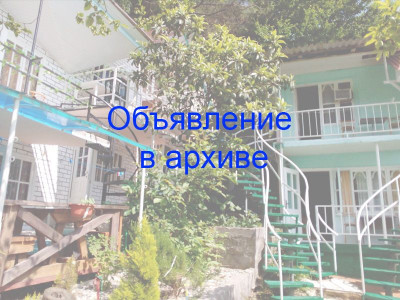 Гостевой дом «Ника» в Лазаревском по ул. Седова, 40