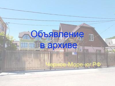 Гостевой дом «Вдохновение» в поселке Архипо-Осиповка по улице Садовая дом 15