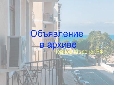Однокомнатная квартира на улице Крымской д. 19 «И» в Геленджике