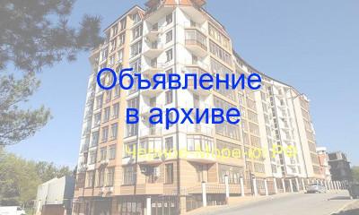 Однокомнатная квартира в Геленджике на улице Туристическая 4а