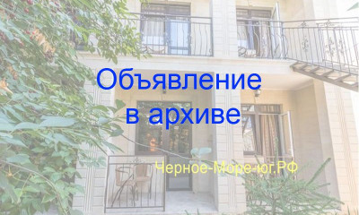 """Гостевой дом «Янтарь» в Геленджике, ул. Черноморская, д. 5""""А"""""""