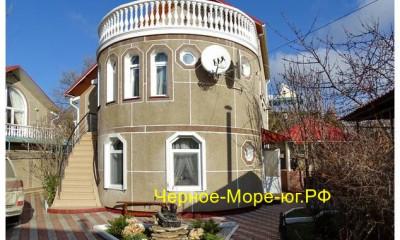Гостевой дом «Адель» в Саки по ул. Морская, 4