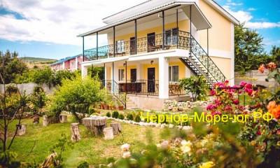 Гостевой дом «Астерия» г. Балаклава ул. Загородная 15А