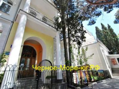 Гостиница «Алидель» г. Ялта ул. Пушкинская д. 31