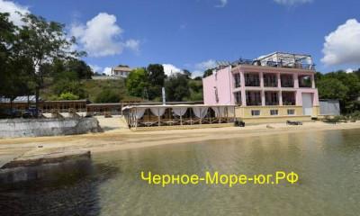 Отель «Жемчужина моря» г. Керчь ул. Нижнеприморская д. 28