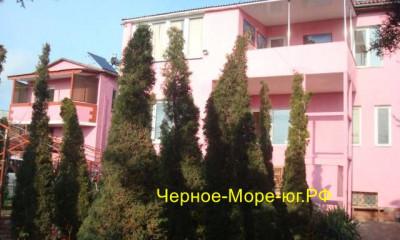 Гостевой дом «У Алены» Николаевка ул. Севастопольская д. 14