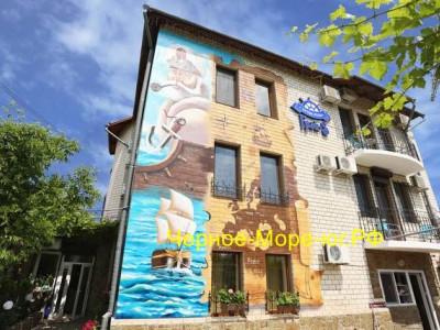 Гостевой дом Грэй-S в г. Феодосия по ул. Суворовская, 34