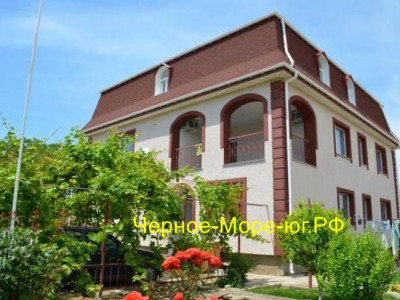 Гостевой дом «Андреевский Флаг», п. Николаевка, ул. Маячная, 11