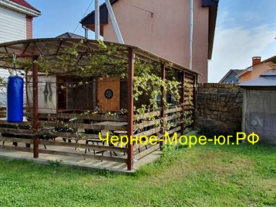 Гостевой дом «Уютный» г. Севастополь, Казачья бухта, СТ «Сатурн»