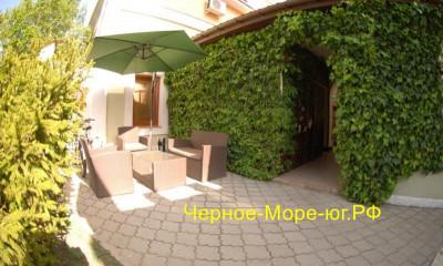 Гостевой дом «Флёр» в п. Форос ул. Терлецкого 1А