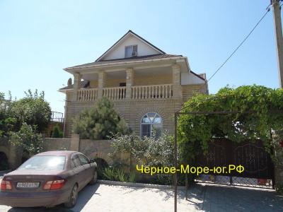 Гостевой дом «Алые паруса» г. Анапа ст. Благовещенская пер. Вишневый 12