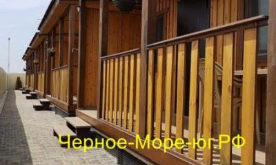База отдыха «Теремки» п. Пересыпь ул. Калабадка 108Г