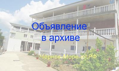 Гостевой дом «Анжела» г. Туапсе п. Лермонтово пер. Нагорный д.5