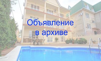 Гостевой дом «Дубрава» г. Геленджик мкр. Голубая бухта, ул. Лабинская д. 9