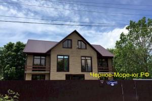 Гостевой дом «MAXIMUS» в частном секторе Джубги по ул.мкр. Южный 31