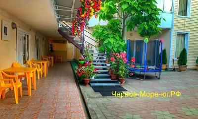 Гостевой дом «Терра» в Лермонтово на ул. Набережная д.12А
