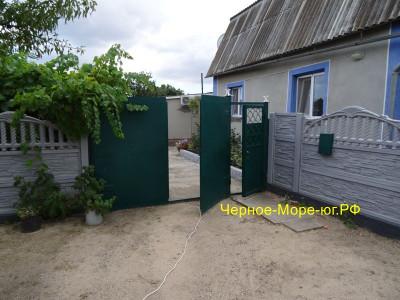 «Морской бриз» частный сектор в п. Героевском (Керчь), ул. Г. Петровой, 35а