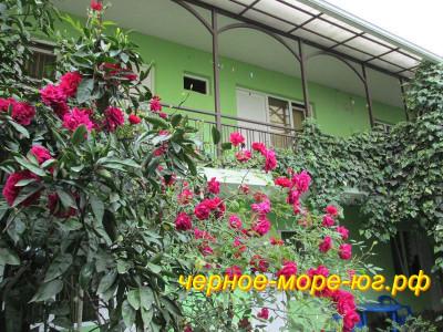 Мини-отель «Сильва», ул. Гвардейская, 26 в Адлере