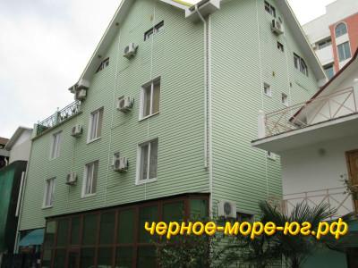 Частный сектор «Прибой» по ул. Просвещения, 34/ч в Адлере