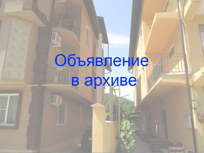 Гостевой дом по переулку Тихий, 9 в Кудепсте