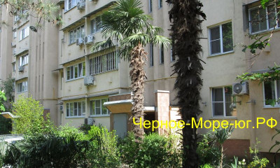 Квартира по ул. Свердлова, 44 в Адлере