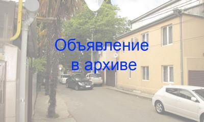 Частный сектор по ул. Б. Хмельницкого, 28 в Адлере
